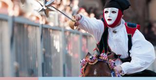 Sartiglia Carnevale di Oristano