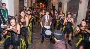 Sitges Carnival's Carnestoltes 2015