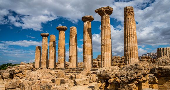 templi della sicilia