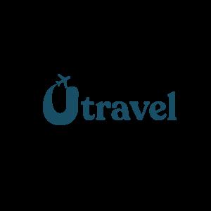 Logo blu Utravel
