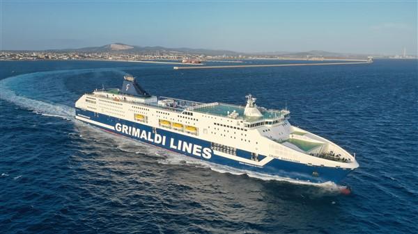 Grimaldi Lines - Cruise