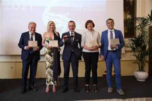 vincitori premio Mare Nostrum awards