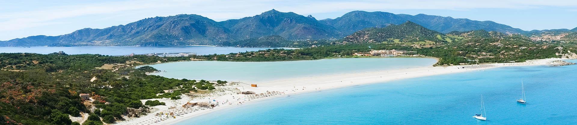 Le spiagge più belle della Sardegna. Grimaldi Lines