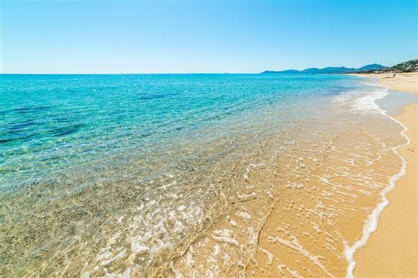 spiaggia di piscina rei in sardegna